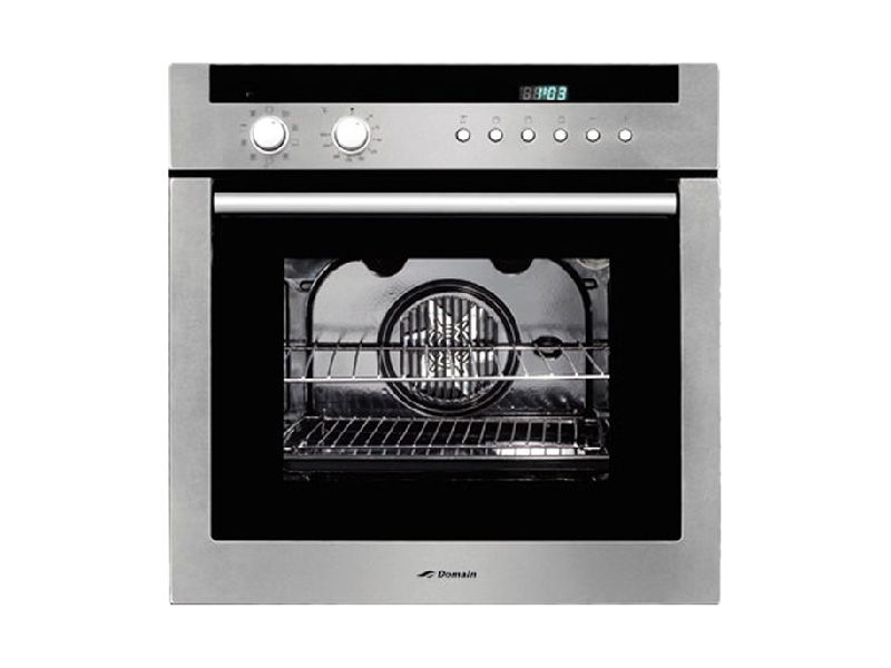 Domain 60cm 9 Function Fan Forced Electric Oven